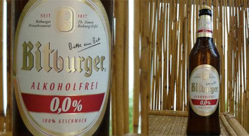 Bitburger Alkoholfrei 0,0 Prozent