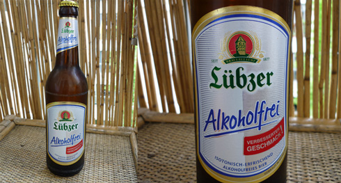 Alkoholfreie Biere: Lübzer Alkoholfrei