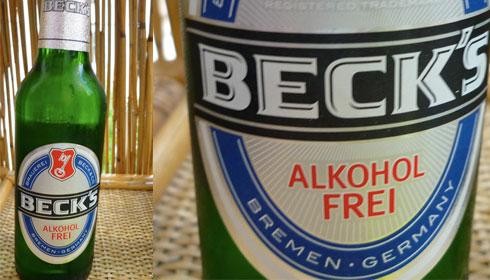 Becks Alhoholfrei im Alkoholfreies Bier-Test