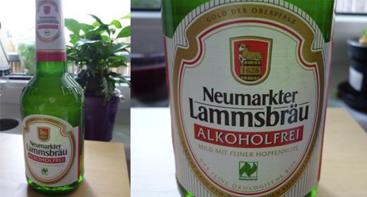 im Test: Das alkohlolfreie Biio Bier Neumarkter Lamsbräu Alkoholfrei