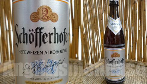 Im Test: Wie schmeckt Schöfferhofer Hefeweizen Alkoholfreies Bier