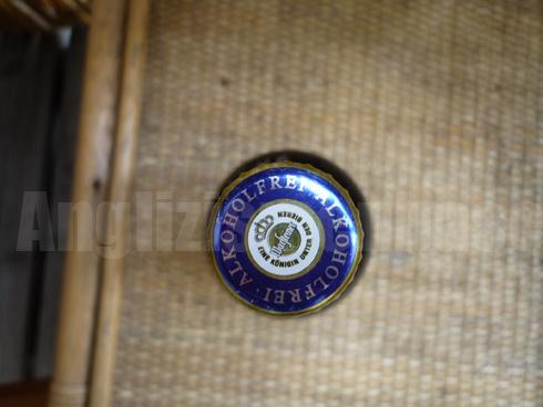 Das alkoholfreie Bier Warsteiner Alkoholfrei aus der Menschenperspektive