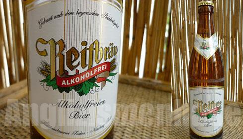 Reifbräu Alkoholfreies Bier im Test: da kann man nicht meckern