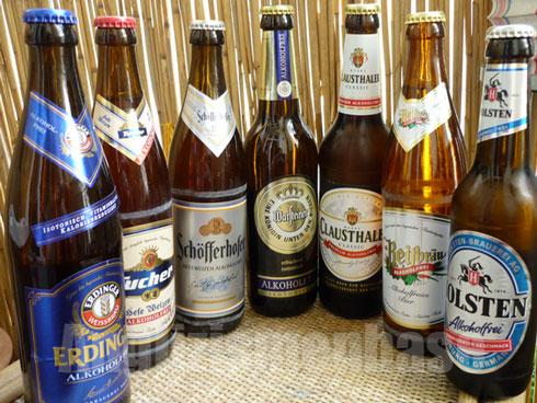 Alkoholfreie Biere im Geschmackstest: Liste der getesteten alkoholfreien Biersorten