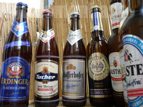 Erdinger, Tucher, Holsten, Warsteiner: Diese alkoholfreien Biere wurden u.a. getestet.