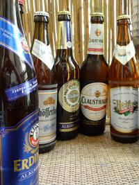 Zwischenbilanz im Biertest: Alkoholfreie Biere im Test