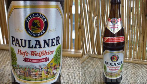 Alkoholfreies Bier: Paulaner Weißbier Alkoholfrei im Test