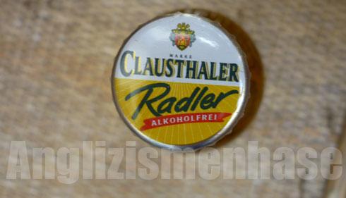 Das alkoholfreie Radler von Clausthaler: Außen süß, innen süß.
