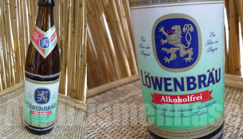 Zeit wird's: das alkoholfreie Bier Löwenbräu Alkoholfrei stand heute auf meiner Liste der zu testenden Biersorten.